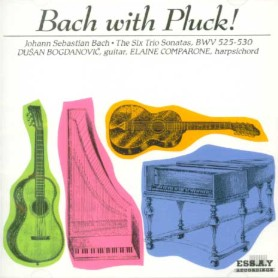 Bach with Pluck!