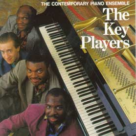 Contemporary Piano Ensemble The Key Players