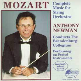Mozart: Complete Music for String Orchestra